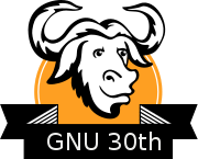 GNU 30周年纪念商标_180px-Gnu-30-banner-without-background.svg.png